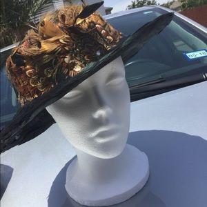 Accessories - Ladies vintage hat